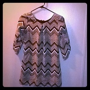 Amy Byer blouse